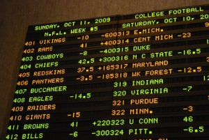 Betting Board
